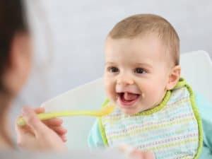Бебе и здравословно хранене