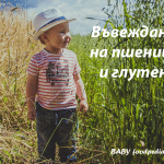 Въвеждане на пшеница и глутен на вашето бебе. Пшенична алергия
